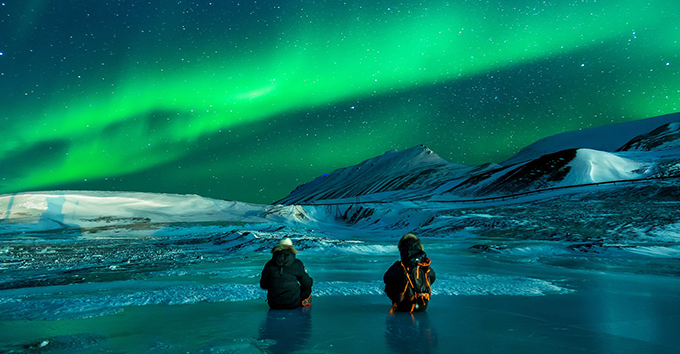 The Northern Lights are featured on almost every traveller's bucket list.