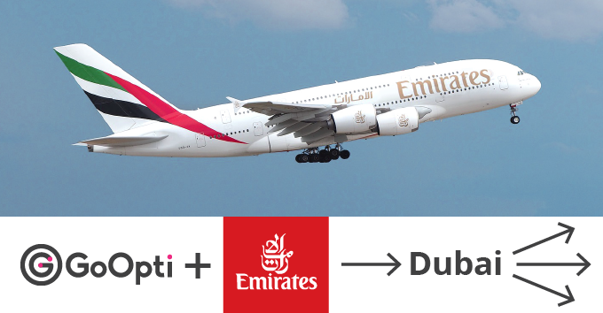 GoOpti and Emirates have joined forces to make it easier for passengers to get to Zagreb Airport.