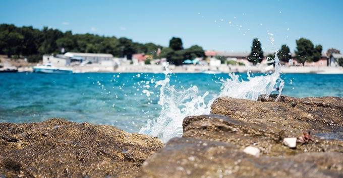 Reach the Croatian coast with GoOpti!