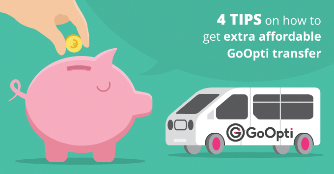 Get extra affordable GoOpti transfer