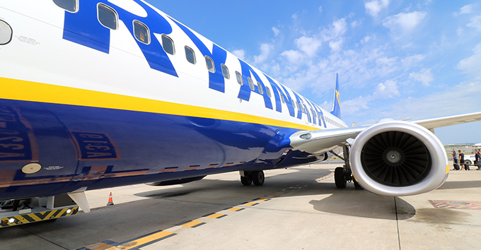 Ryanair hand luggage policy changes